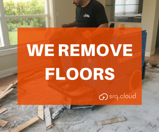 We Remove Floors